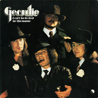 Geordie Don't Be Fooled By The Name Album Cover