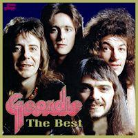 Geordie The Best Album Cover