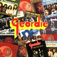 Geordie The Singles Collection Album Cover