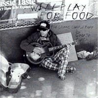 George Lynch Will Play For Food Album Cover