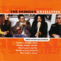 [The Georgia Satellites Greatest and Latest Album Cover]