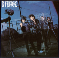 [G Force G Force Album Cover]