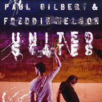[Paul Gilbert and Freddie Nelson United States Album Cover]