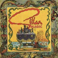 [Gillan Magic Album Cover]