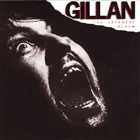 [Gillan The Japanese Album Album Cover]