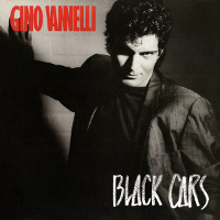 [Gino Vannelli Black Cars Album Cover]