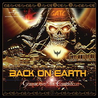 Girish and the Chronicles Back on Earth Album Cover