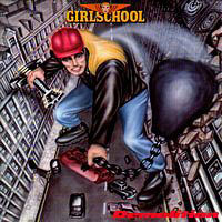 Girlschool Demolition Album Cover