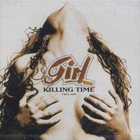 Girl Killing Time Album Cover