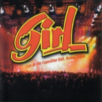 Girl Live At The Exposition Hall, Osaka,Japan Album Cover
