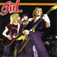 Girl Live at the Marquee Album Cover
