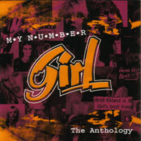 Girl My Number:The Anthology Album Cover