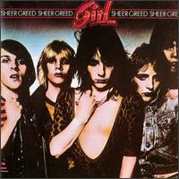 Girl Sheer Greed Album Cover