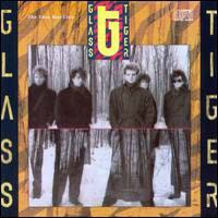 [Glass Tiger The Thin Red Line Album Cover]