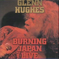 [Glenn Hughes Burning Japan Live Album Cover]