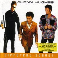 Glenn Hughes Different Stages Album Cover
