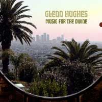 [Glenn Hughes Music For The Divine Album Cover]