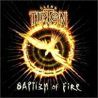 [Glenn Tipton Baptizm of Fire Album Cover]