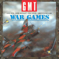 [GMT War Games Album Cover]