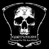 [Goatwhore Carving Out the Eyes of God Album Cover]