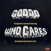 [Goddo Who Cares Album Cover]