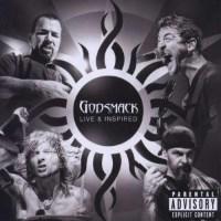 [Godsmack Live and Inspired Album Cover]