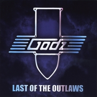 [The Godz Last Of The Outlaws Album Cover]