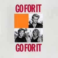 [Go For It Go for It Album Cover]