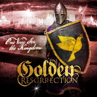 [Golden Resurrection One Voice for the Kingdom Album Cover]