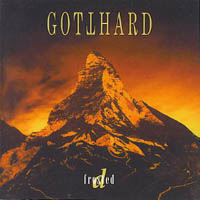Gotthard D-Frosted Album Cover