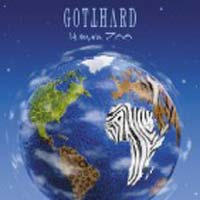 [Gotthard Human Zoo Album Cover]