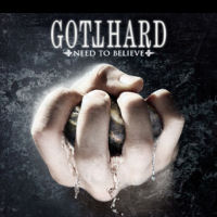 Gotthard Need to Believe Album Cover