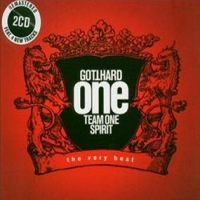 [Gotthard One Team One Spirit Album Cover]