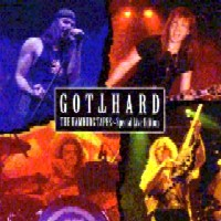 [Gotthard The Hamburg Tapes Album Cover]