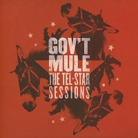 Gov't Mule The Tel-Star Sessions Album Cover