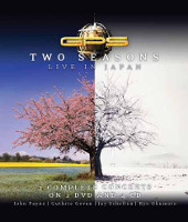 [GPS Two Seasons Live In Japan Album Cover]