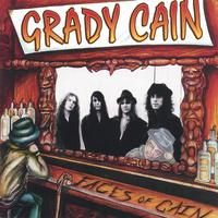 [Grady Cain Faces Of Cain Album Cover]
