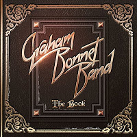 [Graham Bonnet Band The Book Album Cover]