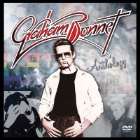 [Graham Bonnet Anthology: 1968 - 2017 Album Cover]