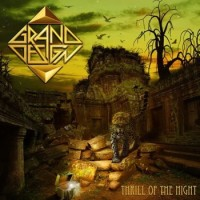 [Grand Design Thrill of the Night Album Cover]