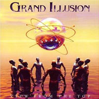 [Grand Illusion View From The Top Album Cover]