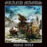 [Grand Magus Iron Will Album Cover]