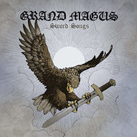 [Grand Magus Sword Songs Album Cover]