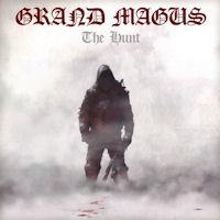 [Grand Magus The Hunt Album Cover]