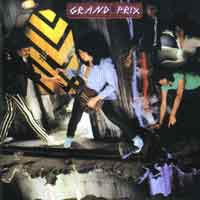 [Grand Prix The First Album Album Cover]