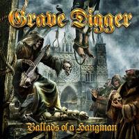 [Grave Digger Ballads Of A Hangman Album Cover]