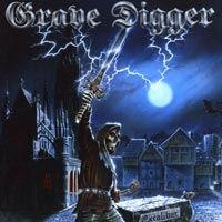 [Grave Digger Excalibur Album Cover]