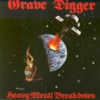 [Grave Digger Heavy Metal Breakdown Album Cover]