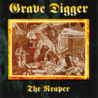 [Grave Digger The Reaper Album Cover]
