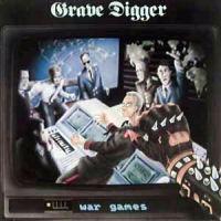 [Grave Digger Wargames Album Cover]